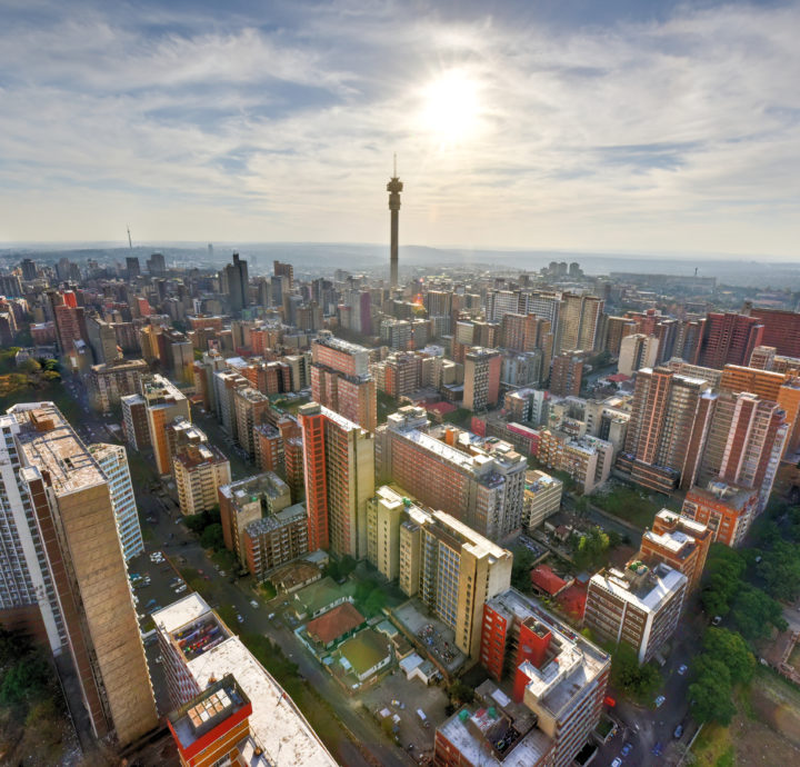 The Hillbrow Tower (JG Strijdom Tower) is a tall tower located in the suburb of Hillbrow in Johannesburg, South Africa.